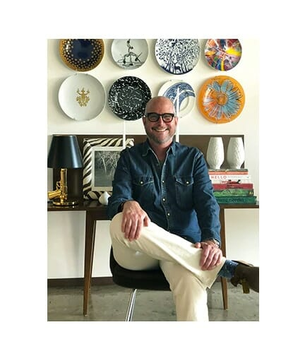 Russell Brightwell is a Stylist and curator of all things beautiful. Check out his Unique Luxury Holiday Gifts collection!