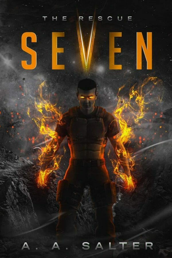 Seven-The-Rescue-Novel
